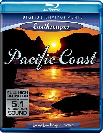 Pacific Coast (Blu-ray, Digital Environments)
