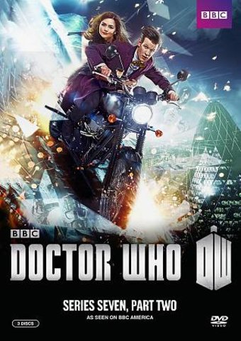 Doctor Who - #232-#239: Series 7, Part 2 (2-DVD)