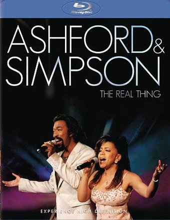 Ashford and Simpson - The Real Thing (Blu-ray)