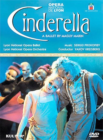 Opera National de Lyon - Cinderella: A Ballet by