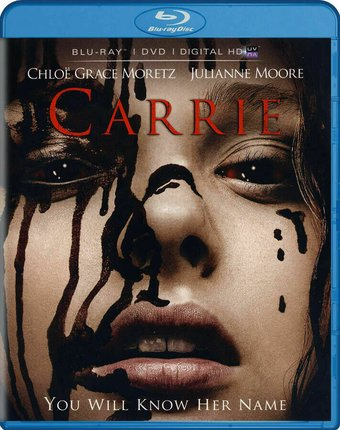 Carrie (Blu-ray + DVD)