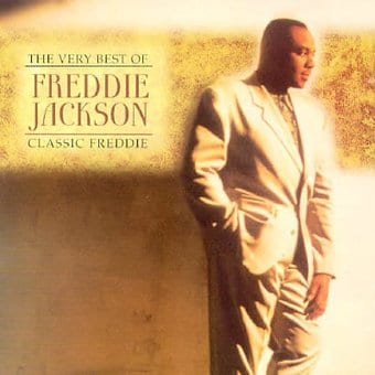 The Very Best of Freddie Jackson [Import]