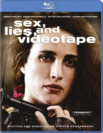 Sex, Lies and Videotape (Blu-ray)