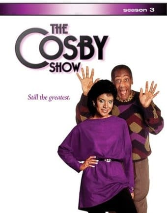 The Cosby Show - Season 3 (3-DVD)