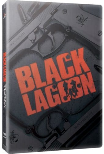 Black Lagoon, Volume 1 (Limited Collector's
