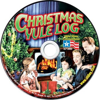 Christmas Yule Log [Paper Sleeve]
