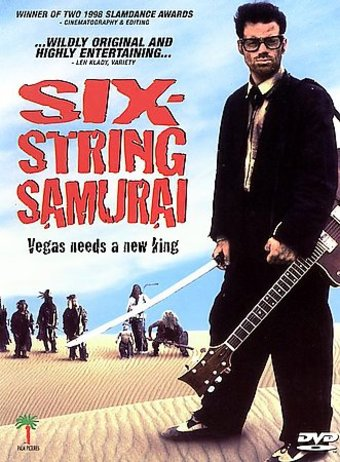 Six-String Samurai