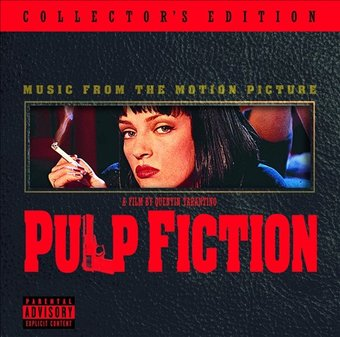 Pulp Fiction [MCA Collectors Edition] (2-CD)