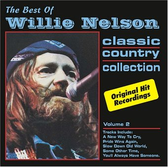 The Best Of Willie Nelson Vol 2