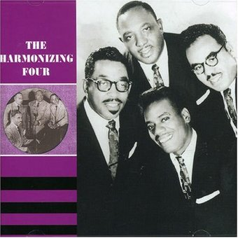 The Harmonizing Four 1943-1954 (2-CD)