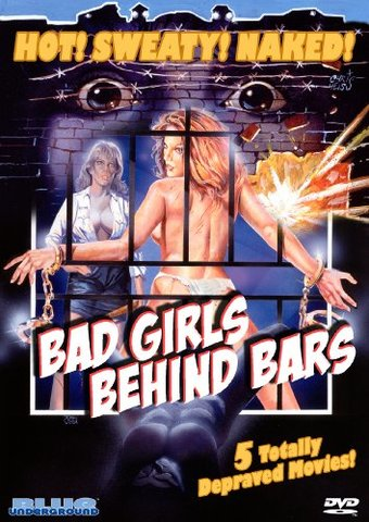 Bad Girls Behind Bars (2-DVD)