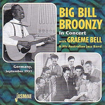 Big Bill Broonzy in Concert (Live)