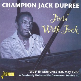 Jivin' with Jack: Live in Manchester, May 1966