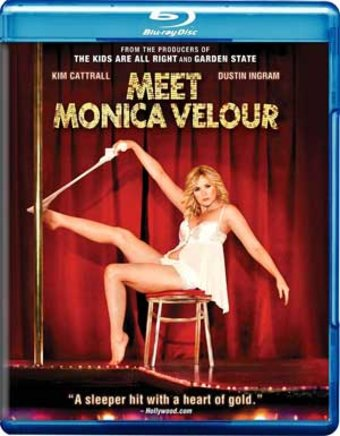 Meet Monica Velour (Blu-ray)