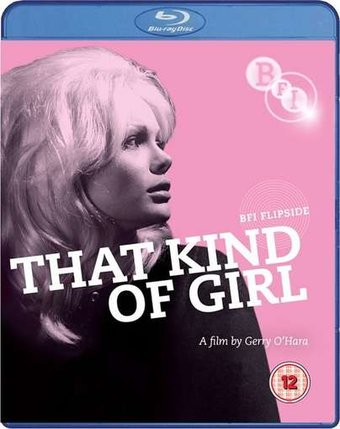 That Kind of Girl [Import] (Blu-ray)