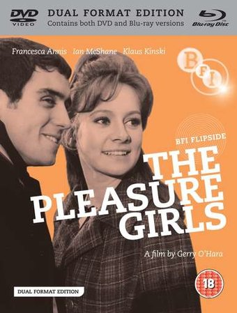 The Pleasure Girls [Import] (Blu-ray)