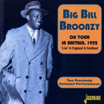 On Tour in Britain, 1952: Live in England and
