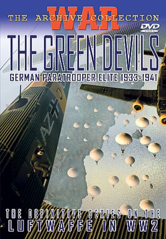 WWII - Aviation: Green Devils - German