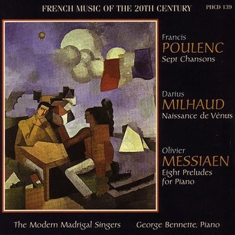 French Music Of the 20th Century