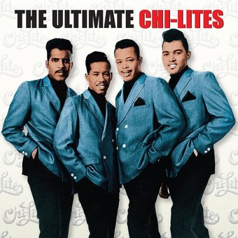 The Ultimate Chi-Lites (2-CD)