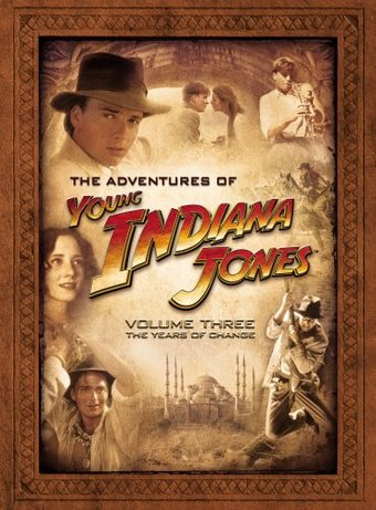 The Adventures of Young Indiana Jones - Volume 3