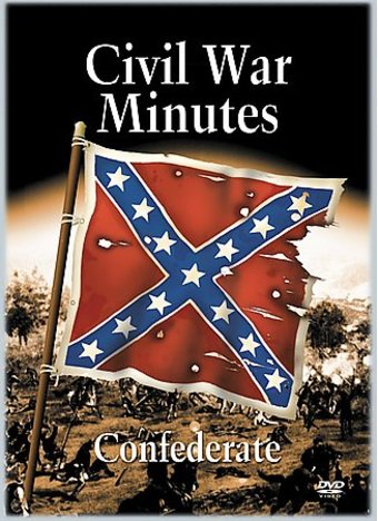 Civil War Minutes - Confederate Boxed Set (2-DVD)