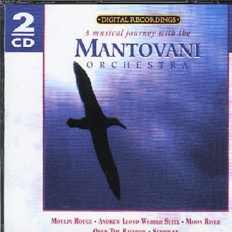 A Musical Journey With the Mantovani Orchestra