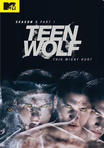 Teen Wolf - Season 3, Part 1 (3-DVD)