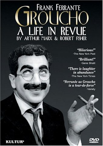 Groucho Marx - Groucho: A Life in Revue