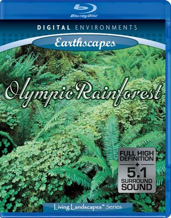 Olympic Rainforest (Blu-ray, Digital Environments)