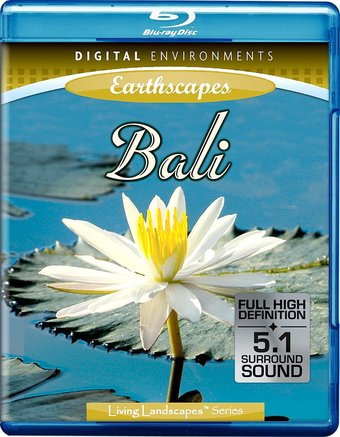 Bali (Blu-ray, Digital Environments)