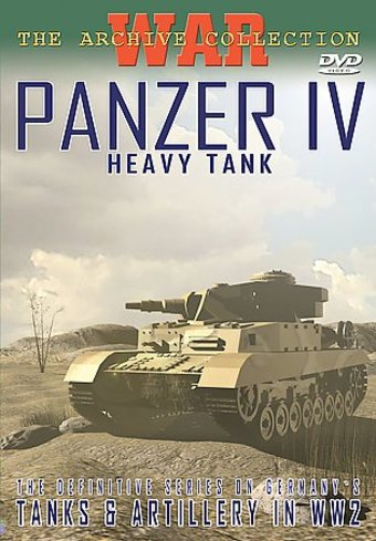 Tanks & Artillery in WW2:Panzer IV Heavy Tank