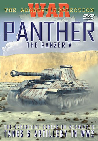WWII - Tanks & Artillery in WW2: Panther - The