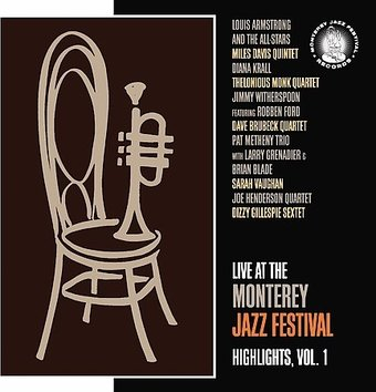 Live at the Monterey Jazz Festival - Highlights,