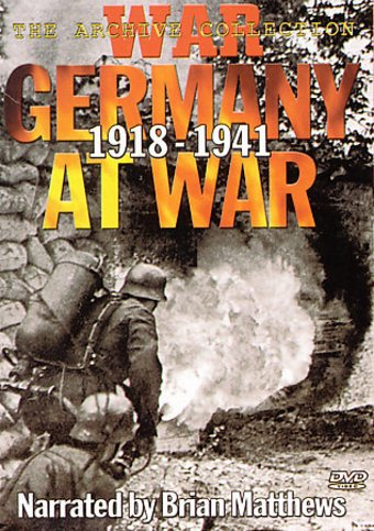 WWII - Germany at War, 1918-1941