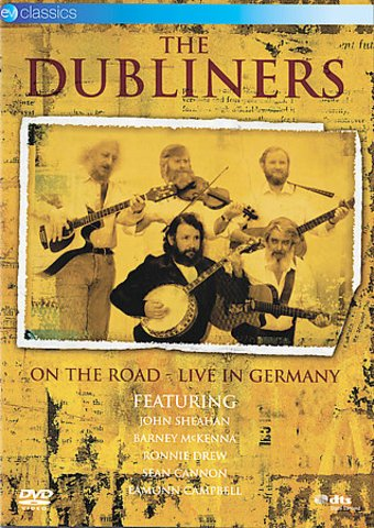 On the Road: Live in Germany