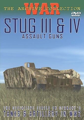WWII - Tanks & Artillery in WW2: Stug III & IV