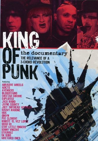 Punk - King of Punk: The Documentary - The