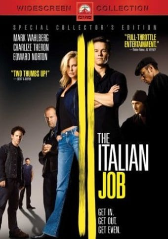 The Italian Job (Widescreen)