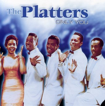 The Platters Only You Cd 2008 Oldies Com