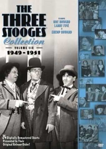 Collection, Volume 6: 1949-1951 (2-DVD)