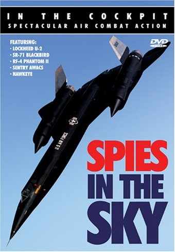 Aviation - In the Cockpit: Spies in the Sky