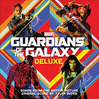 Guardians Of The Galaxy (2-CD Deluxe Edition)