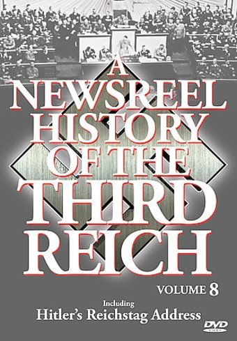Newsreel History of the Third Reich, Volume 8