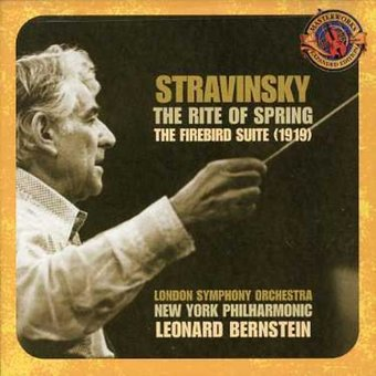 Stravinsky: The Rite of Spring; The Firebird