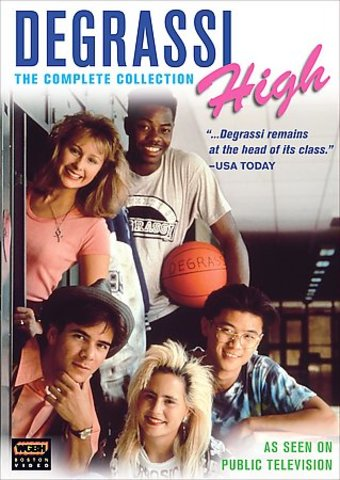 Degrassi High - Complete Series (4-DVD)