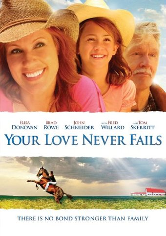 Your Love Never Fails (Blu-ray)