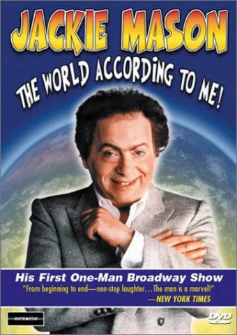 Jackie Mason - The World According to Me