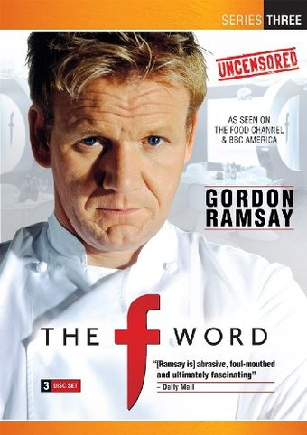 The F Word - Series 3 (3-DVD)
