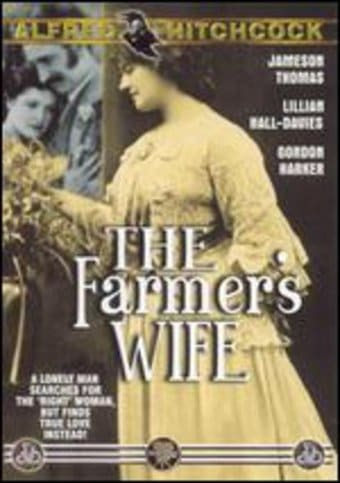 The Farmer's Wife (Silent)